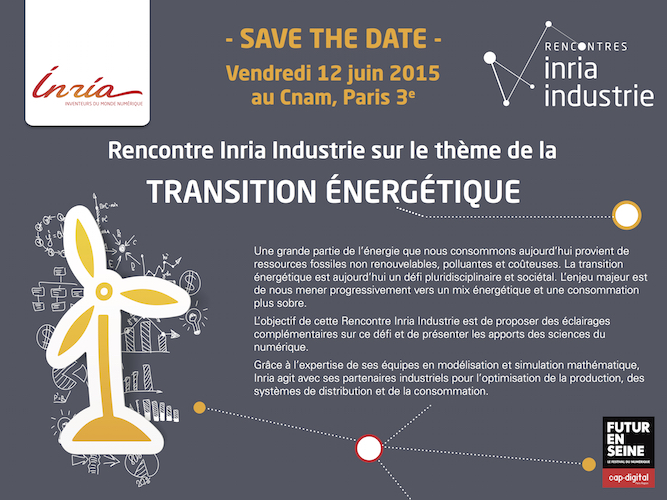 Rencontre Inria Industrie